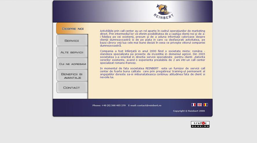 site- ul de date al companiei